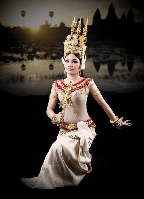 Vũ nữ Apsara
