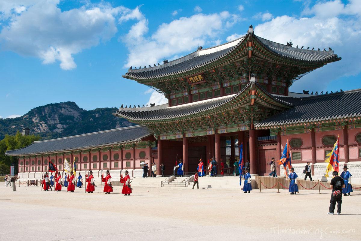 Cung điện Kyeongbok