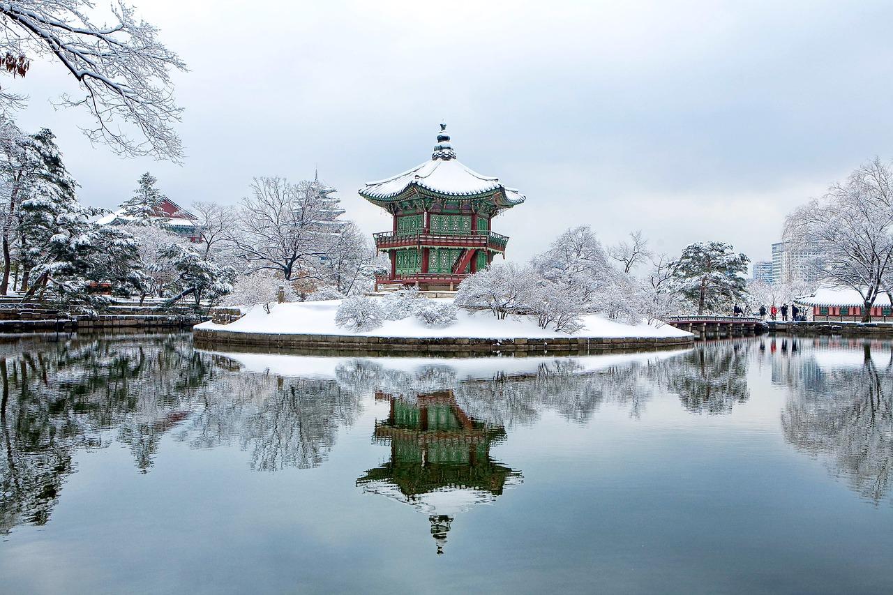 Hàn Quốc: Seoul – Nami – Lotte World – Trượt Tuyết